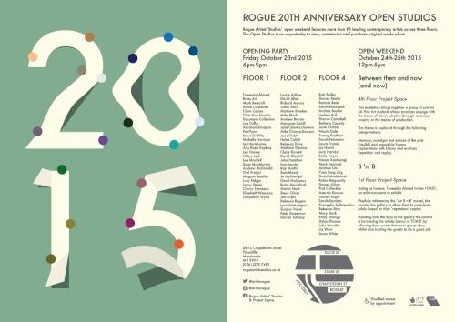 ROGUE 2015 - 2